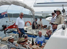 group in yacht